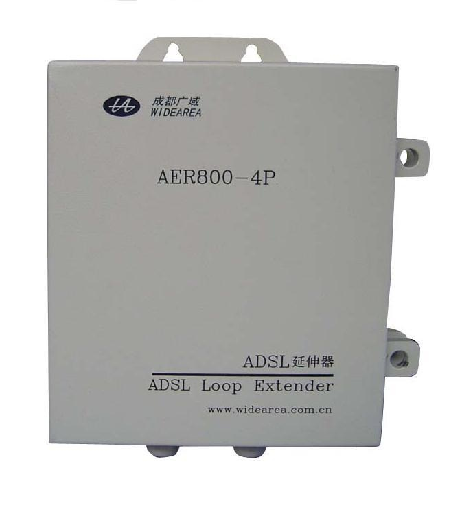 AER800-4P-BOX V6.2 ADSL Loop Extender Enclosure