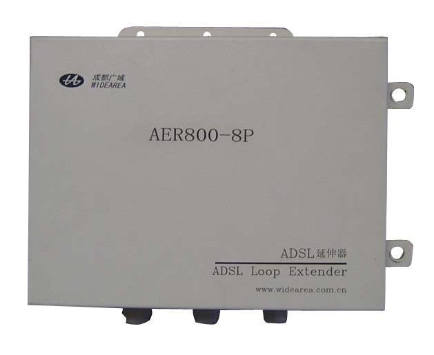 AER800-8P-BOX V6.2 ADSL Loop Extender Enclosure